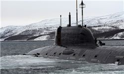 زیردریایی روسیه