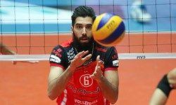 سید محمد موسوی  - والیبال