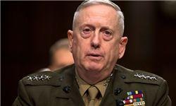 نظر وزیردفاع آمریکا در مورد آشوبهای اخیر در ایران