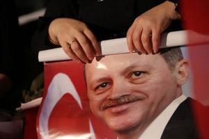اردوغان بنر ترکیه
