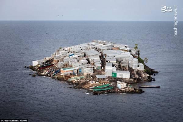 پرجمعیتترین جزیره جهان