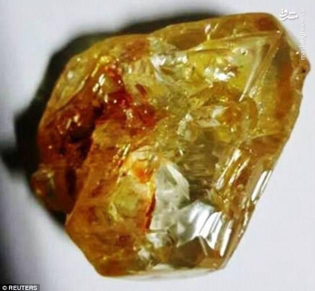 کشف بزرگترین الماس تراشنخورده جهان