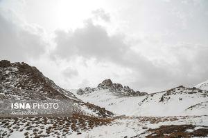 قله برف انبار قم