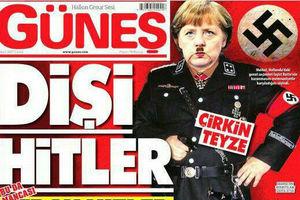 مرکل هیتلر
