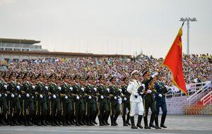چین رژه