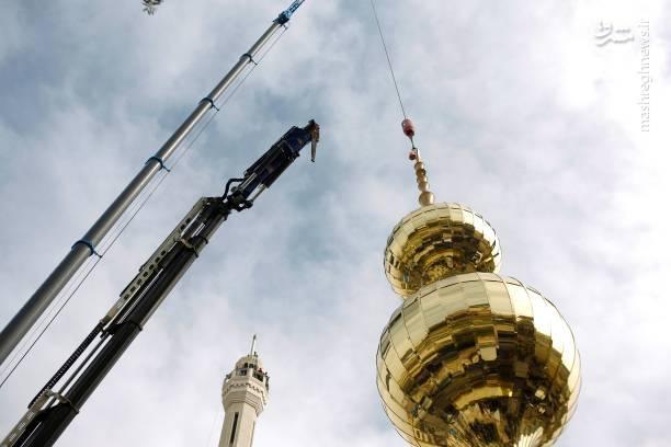 افتتاح مناره 73 متری در قدس اشغالی