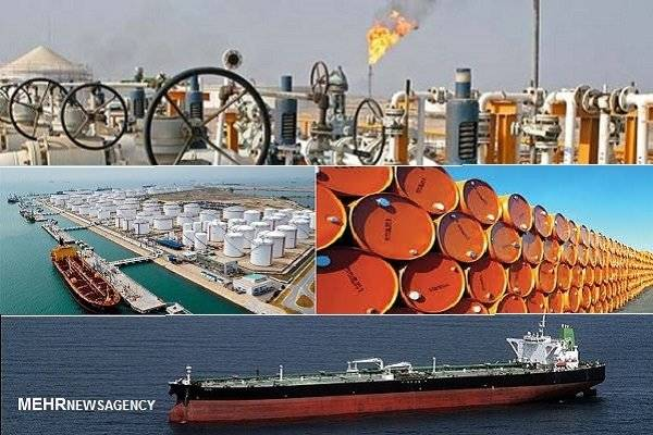 صادرات نفت ایران چقدر است؟