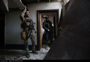 تاکتیکهای نیروهای عراق برای آزادسازی غرب موصل