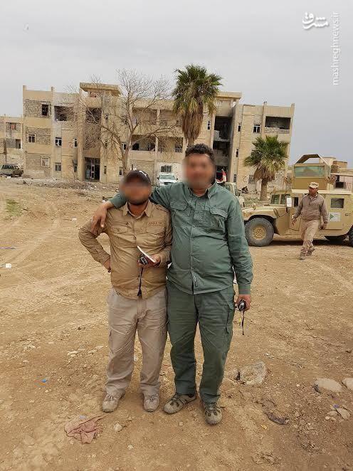 از فرماندهان بسیج مردمی عراق