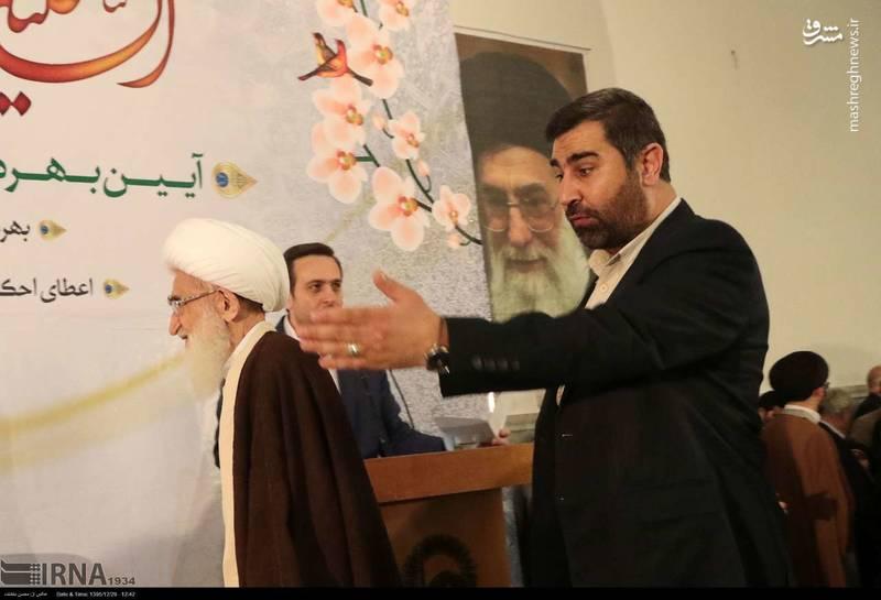 افتتاح دومین مهمانسرای حضرت رضا (ع) و رواق حضرت زهرا (س) در حرم رضوی