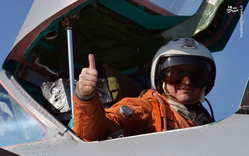 پرواز آزمایشی میگ 31