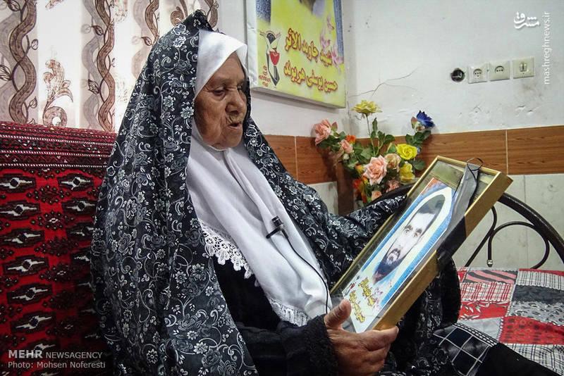 مادرم روزت مبارک
