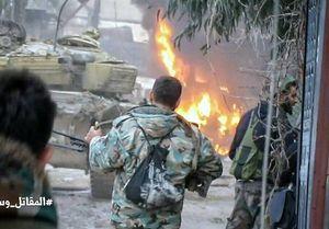 حمله به ساختمان وابسته به سفارت روسیه در دمشق ,