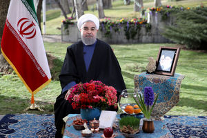 فیلم/ پیام نوروزی حسن روحانی رییس جمهور