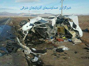 جزییات حوادث جاده ای ۲۴ ساعت گذشته