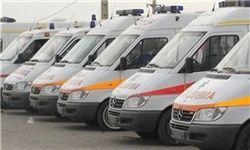 آمار مزاحمت های ایجاد شده برای اورژانس تهران