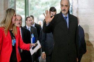 آغاز پنجمین دور مذاکرات ژنو درباره سوریه