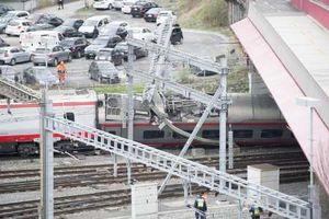 حادثه قطار مسافری در ایتالیا