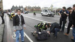 افزایش کشتههای حادثه تروریستی لندن به ۴ نفر