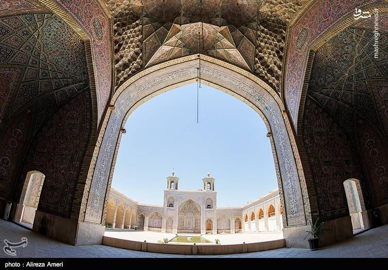 مسجد نصیر الملک شیراز
