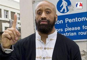 عکس/ عامل حمله تروریستی در قلب لندن