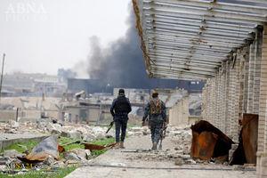 تصاویری جدید از عملیات آزادسازی موصل از دست داعش