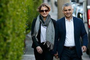 صادق خان شهردار لندن