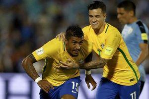 فیلم/ گلهای بازی اروگوئه 1-4 برزیل