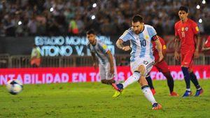 فیلم/ خلاصه بازی آرژانتین 1 - 0 شیلی