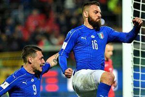 پیروزی پرگل ایتالیا مقابل اروگوئه و توقف اسپانیا در خانه