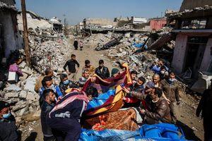 کشتهشدن ۱۴غیرنظامی سوری در حمله آمریکا