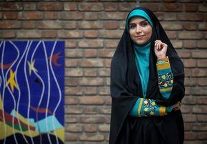 عیددیدنی متفاوت مجری تلویزیون + عکس