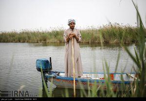 تالاب شادگان خوزستان