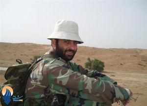 صابرین شهید محمود موسوی