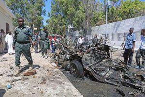 عکس/ انفجار خونین در سومالی