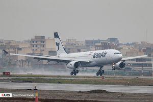 هواپیمای جدید خرداد به اروپا می رود