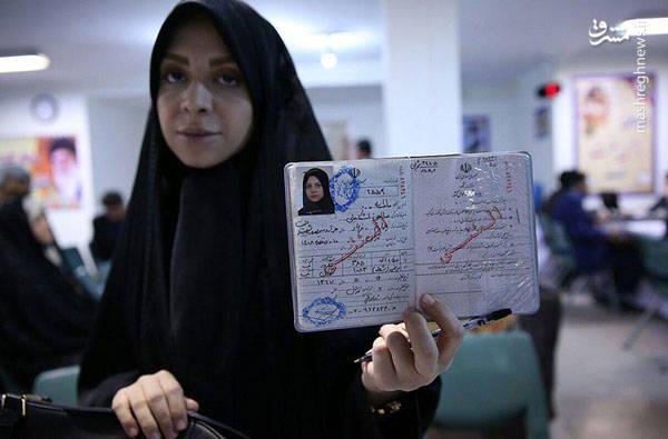 ثبت نام دختر فرمانده ارتش در انتخابات شورای شهر/عکس