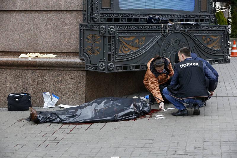 قتل مشوک وروننکف، عضو سابق دومای روسیه که اخیراً شهروند اوکراین شده بود