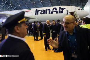 سومین ایرباس تحویلی ایران نیز مرجوعی کلمبیا است/بدنه این هواپیما 3 سال پیش ساخته شد