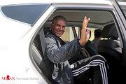 نشست خبری سرمربی تیم ملی فوتبال ایران