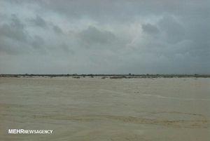 مسیر ساحلی بردخون بوشهر بسته شد