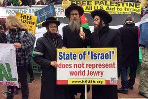 تظاهرات ۳ روزه یهودیان علیه «آیپک» / «اسرائیل نماینده ما نیست، جنگ با ایران هرگز» + تصاویر