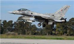 رزمایش هوایی جنگندههای امارات در کنار اسرائیل