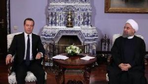 جزئیات دیدار روحانی با نخست وزیر روسیه
