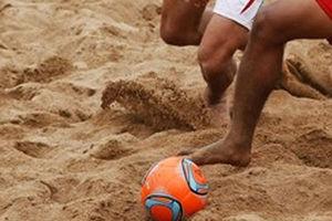 پیروزی پرگل نماینده ایران در جام باشگاههای فوتبال ساحلی اوراسیا