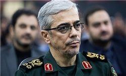 سرلشکر باقری درگذشت سردار حسین اردستانی را تسلیت گفت