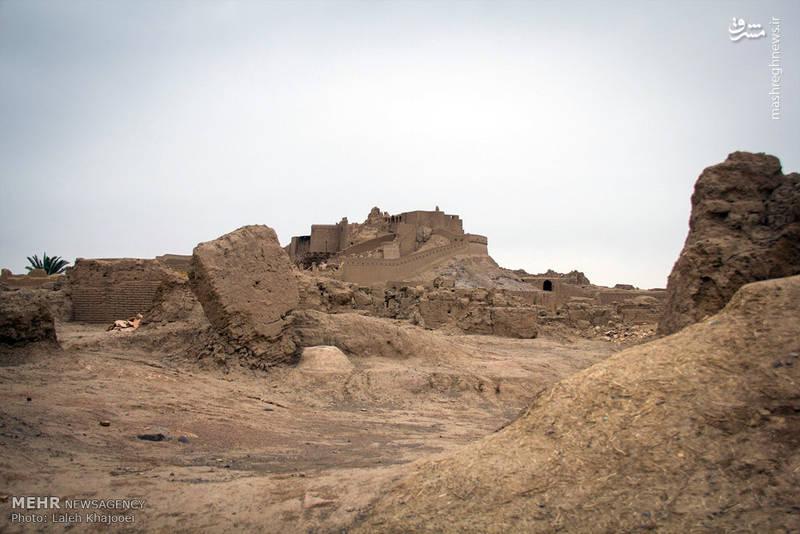 ارگ بم کرمان