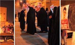 تظاهرات مردم بحرین و استمرار تحصن مقابل منزل آیتالله عیسی قاسم