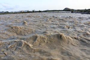 احتمال طغیان رودخانههای استان گلستان