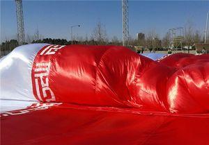 برافراشته شدن بزرگترین پرچم در بازی ایران-چین+عکس